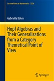 hopf algebras and their g...