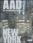 AAD New York. Art architecture design