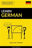 learn german: quick / eas...