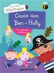 Gioca con Ben e Holly. Ben & Holly's Little Kingdom. Con adesivi