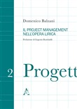 Il project management nell'opera lirica
