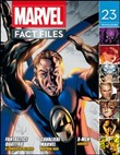 Marvel fact files Vol. 13