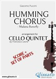 humming chorus - cello qu...