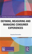 Defining measuring and managing consumer experiences
