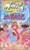 La grande avventura. Winx on ice