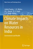 Climate Impacts on Water Resources in India