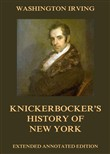 Knickerbocker's History Of New York