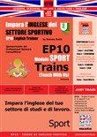 EP10 modulo sport train (teach with us). Impara l'inglese del settore sportivo teach with us. Ediz. italiana e inglese Vol. 1