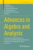 Advances in Algebra and Analysis