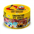 Construction site vehicles. Ediz. a colori. Con puzzle