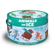Animals on ice. Ediz. a colori. Con puzzle