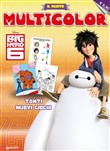 Big Hero 6. Multicolor