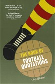 the book of football quot...