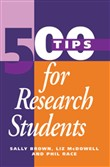 500 tips for research stu...