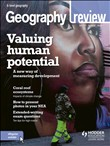 geography review magazine...