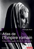 atlas de l'empire romain....