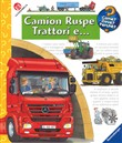 Camion, ruspe, trattori e .... Ediz. a colori. Con DVD video