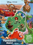Amici fantastici. Disney Pixar. 500 stickers