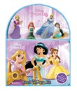 Disney princess. Libro gioca kit. Con 4 gadget