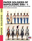 Spanish soldiers during the Napoleonic wars (1797-1808)