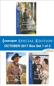Harlequin Special Edition October 2017 Box Set 1 of 2