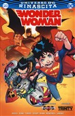 Superson. Wonder Woman. Variant. Vol. 20