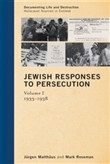 jewish responses to perse...