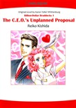 THE C.E.O.'S UNPLANNED PROPOSAL (Harlequin Comics)