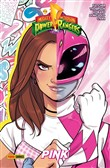 Mighty Morphin Power Rangers, Band 3 - Pink