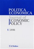 Politica economica-Journal of economic policy (2016) Vol. 1