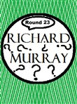 Richard Murray Thoughts Round 23