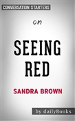 Seeing Red (Whatever After #12): by Sarah Mlynowski | Conversation Starters