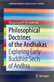 Philosophical Doctrines of the Andhakas