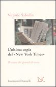 L'ultima copia del New York Times
