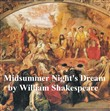 A Midsummer Night's Dream, with line numbers