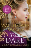 the wallflower wager (gir...