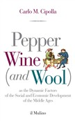 Pepper, Wine (and Wool)