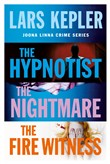 Joona Linna Crime Series Books 1-3: The Hypnotist, The Nightmare, The Fire Witness