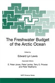 the freshwater budget of ...