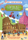 Rome. Travel, learn and explore. Con gadget