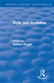 Routledge Revivals: Style and Stylistics (1969)