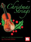 Christmas Strings: Violin 1 & 2 With Piano Accompaniment