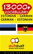 13000+ Vocabulary Estonian - German