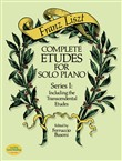 complete etudes for solo ...