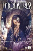 monstress. vol. 2: sangue