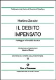 Il debito impensato