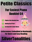 Petite Classics for Easiest Piano Booklet C4