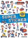 Superstickers. Rusty Rivets