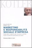 Marketing e responsabilità sociale d'impresa