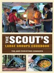 scout's large groups cook...